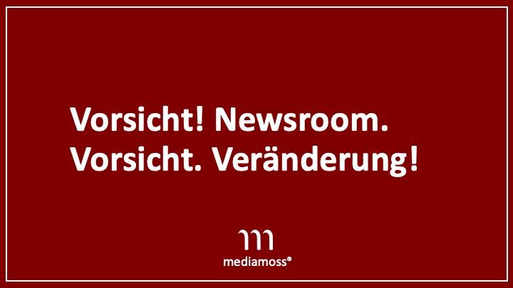 Mediamoss Newsroom Change