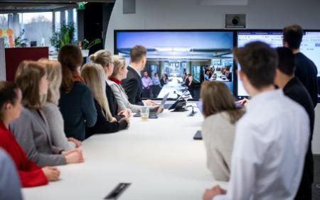 SwissLife Newsroom Mediamoss